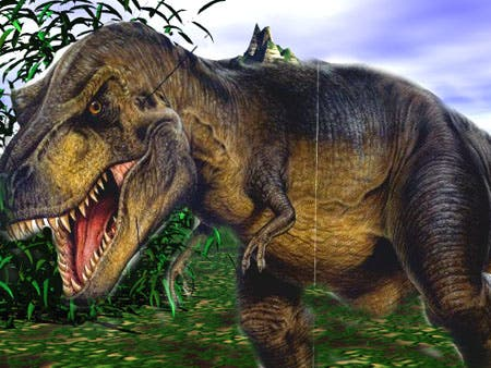 T. Rex is the most known dinosaur