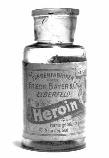 Bayer's Heroin