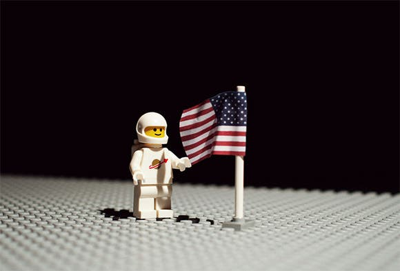 of the moon landing (Neil