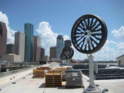 Roof Wind Farm