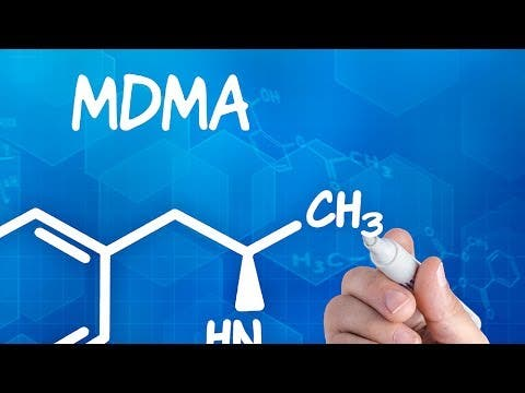MDMA and autism reserach