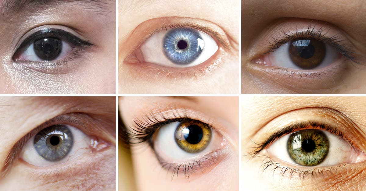 Why eyes have different colors: a science-based look